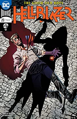 The Hellblazer (2016-2018) #20