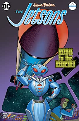 The Jetsons (2017-2018) #5