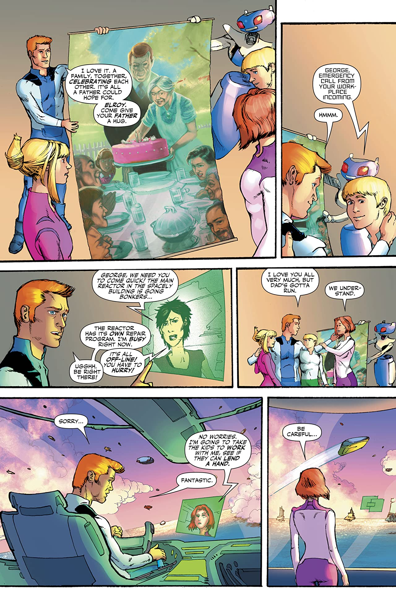 The Jetsons (2017-) #5