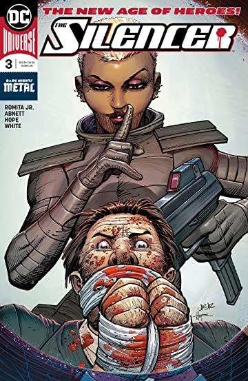 The Silencer (2018-) No.3