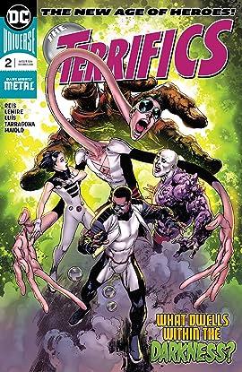 The Terrifics (2018-) #2