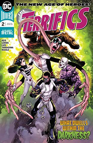 The Terrifics (2018-) No.2