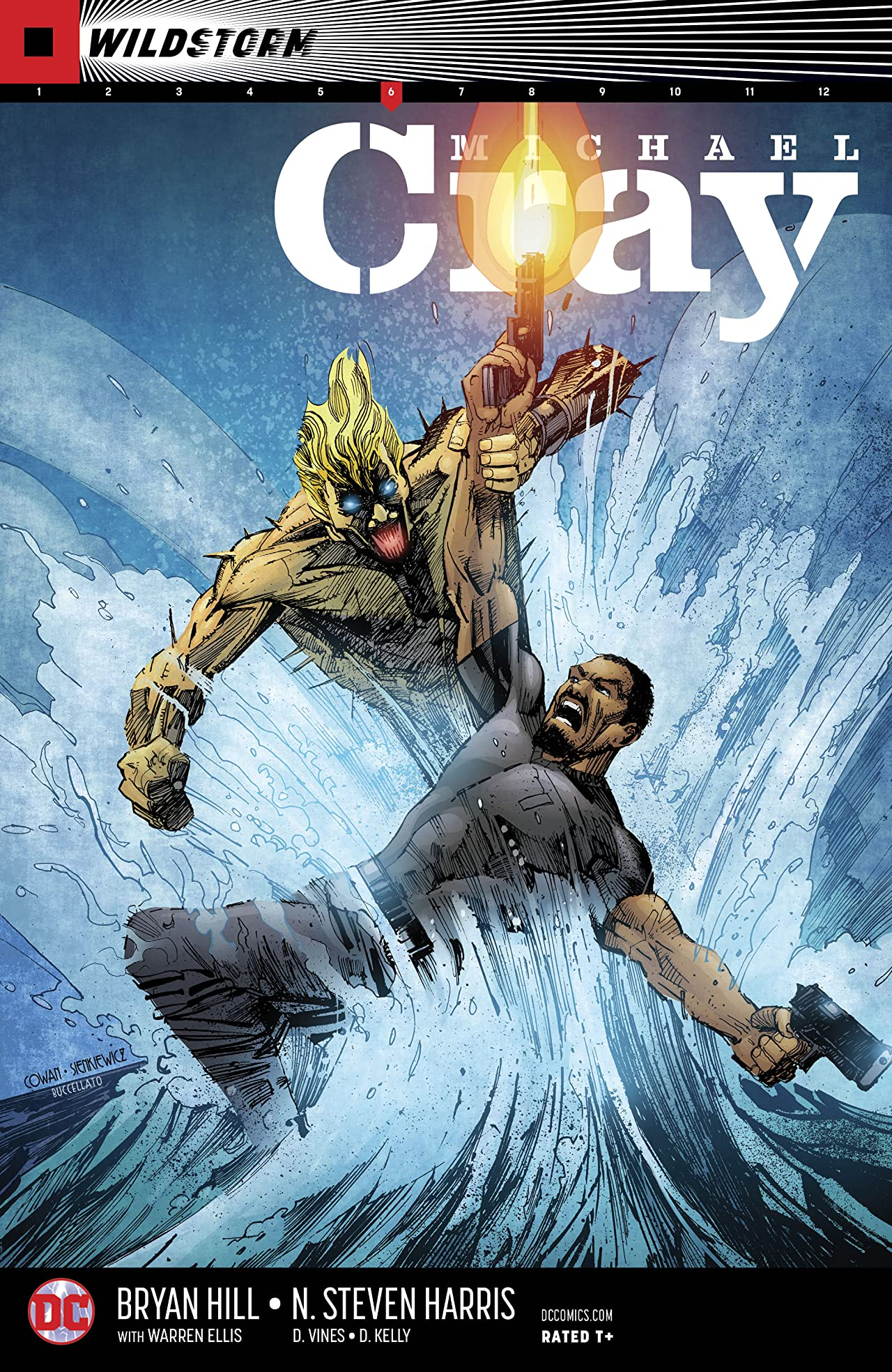 The Wild Storm: Michael Cray (2017-) #6