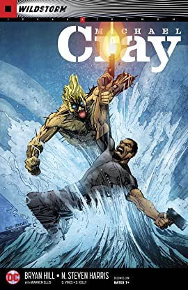 The Wild Storm: Michael Cray (2017-2018) #6