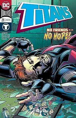 Titans (2016-2019) #21