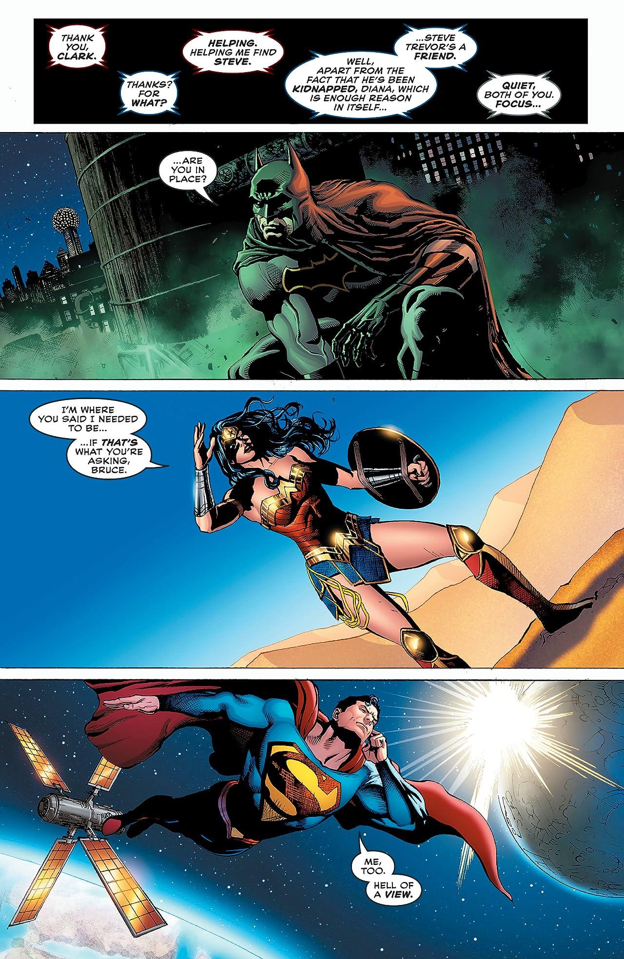 Trinity (2016-) #20