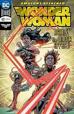 Wonder Woman (2016-) #43