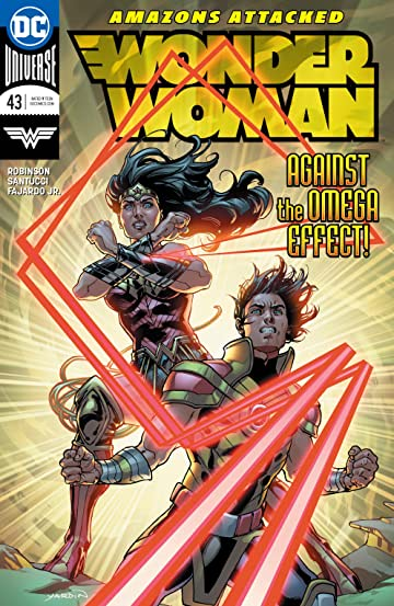 Wonder Woman (2016-) No.43