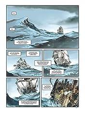 Jim Hawkins Vol. 2: Sombres héros de la mer