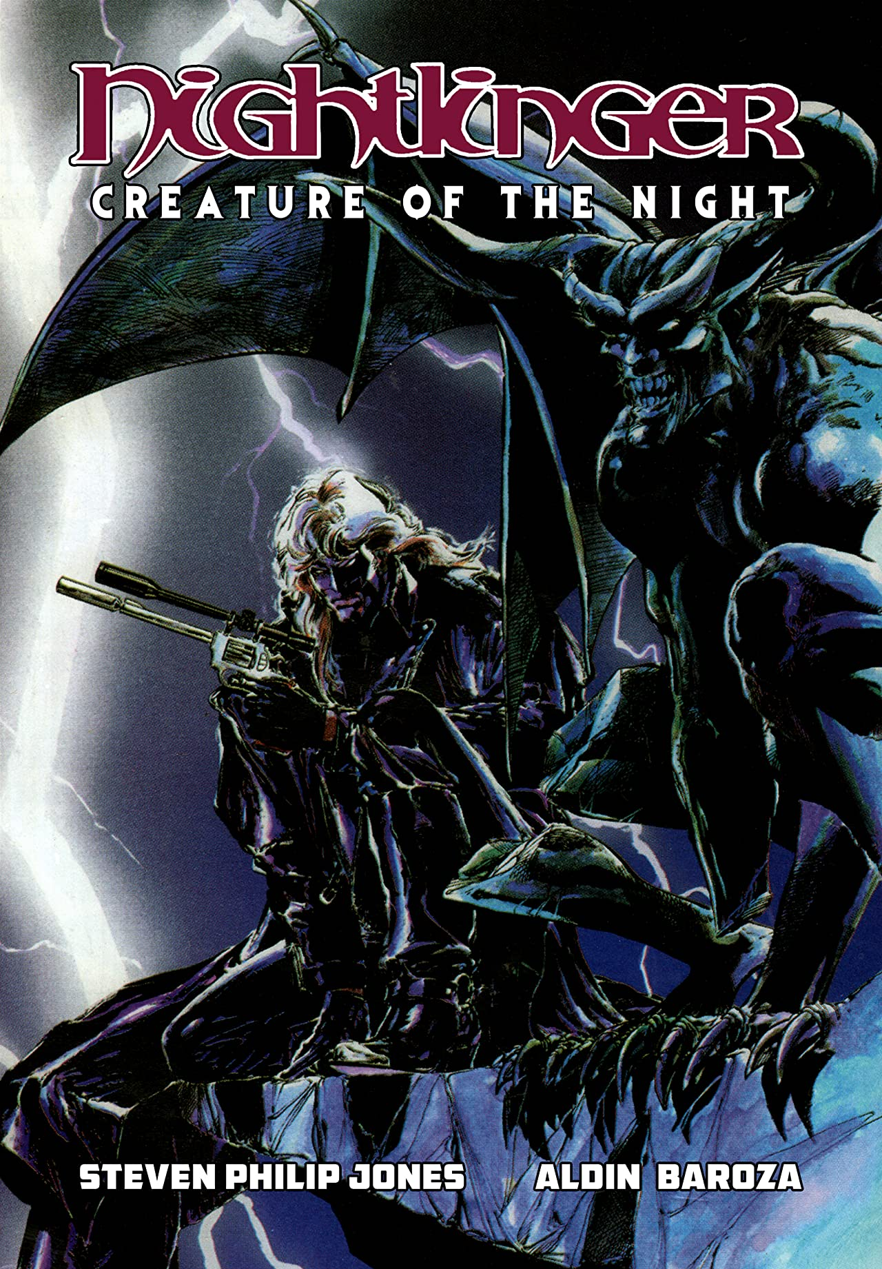 Nightlinger: Creature of the Night