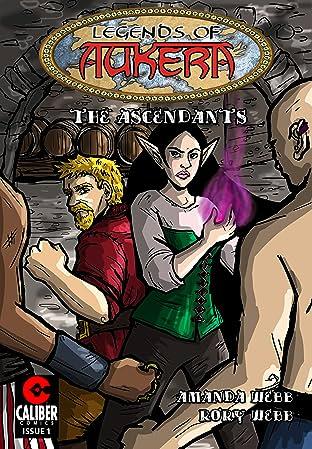 Legends of Aukera: The Ascendants #1
