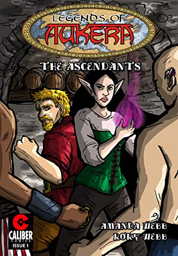 Legends of Aukera: The Ascendants #1