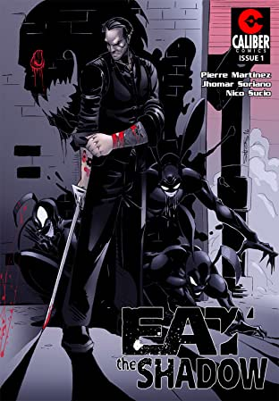 Eat the Shadow #1