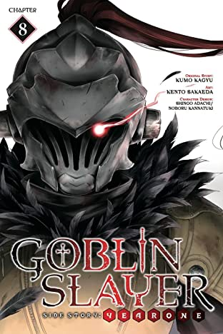 Goblin Slayer Side Story: Year One No.8