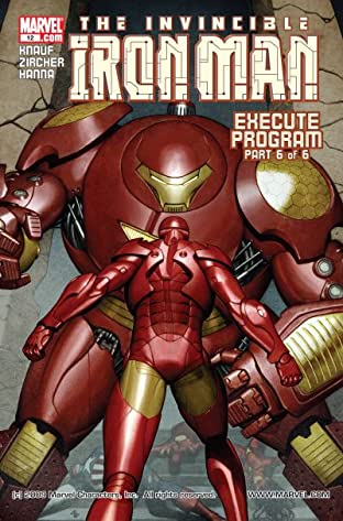 Iron Man (2004-2007) No.12