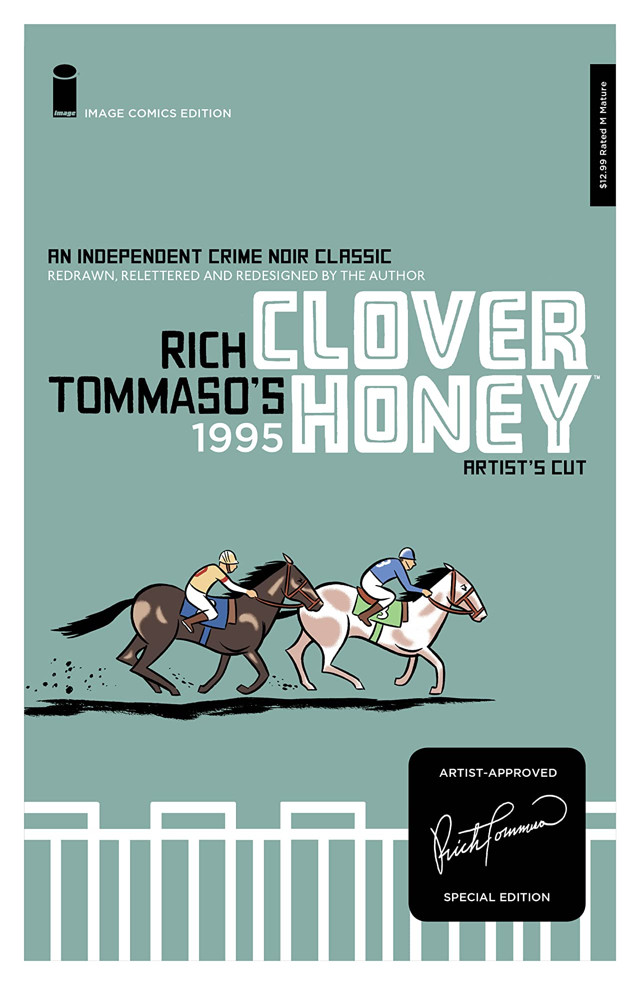 Clover Honey Special Edition