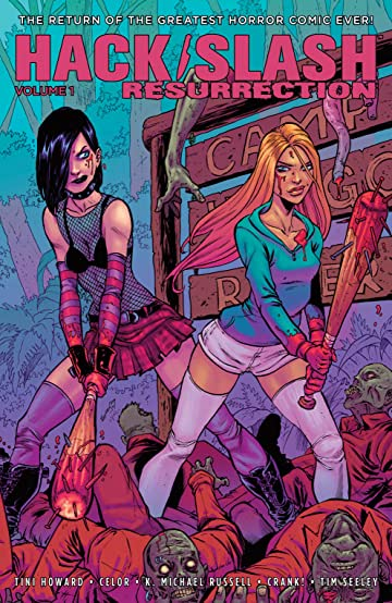 Hack/Slash Resurrection Vol. 1