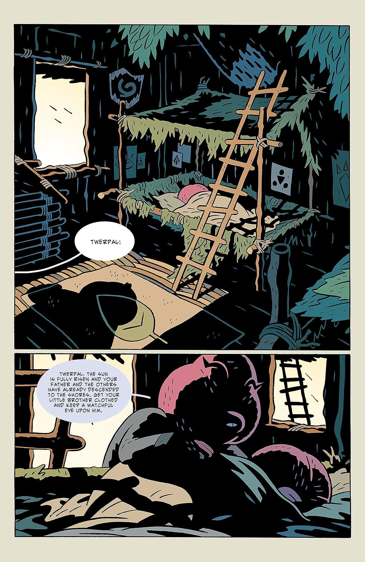 Head Lopper Vol. 2: Head Lopper And The Crimson Tower