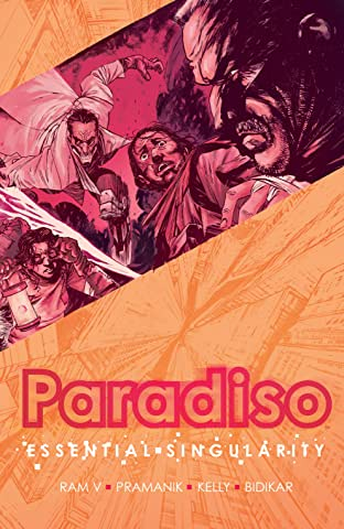 Paradiso Vol. 1: Essential Singularity