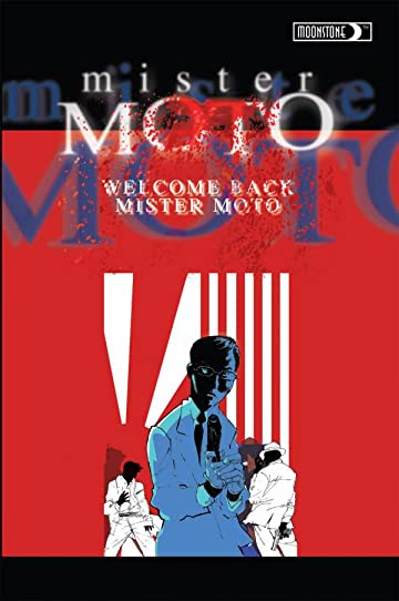 Mr. Moto: Welcome Back Mr. Moto