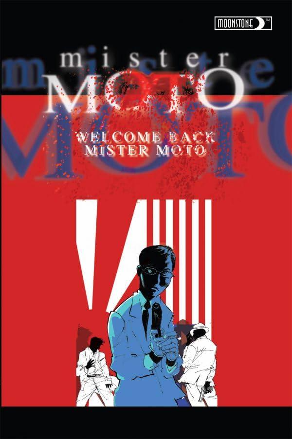 Mr. Moto: Welcome Back Mr. Moto