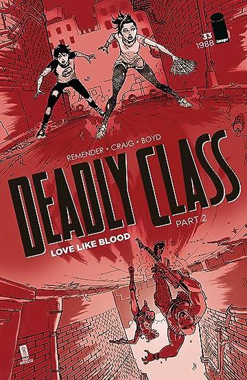 Deadly Class No.33