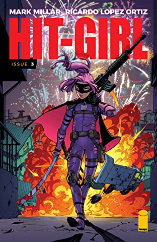 Hit-Girl No.3