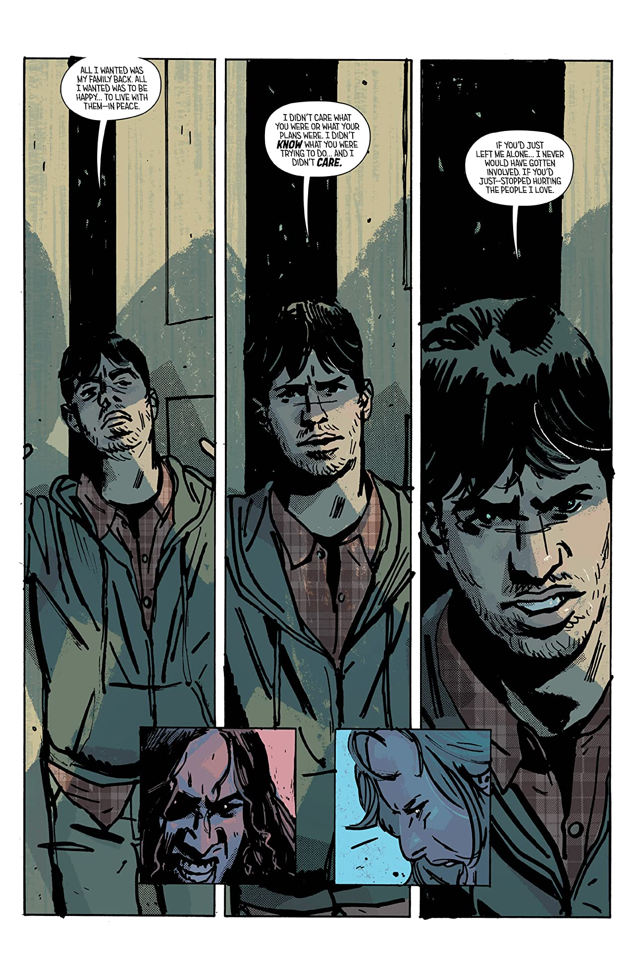 Outcast By Kirkman & Azaceta #36