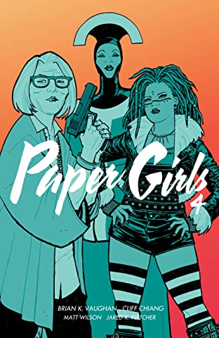 Paper Girls Vol. 4