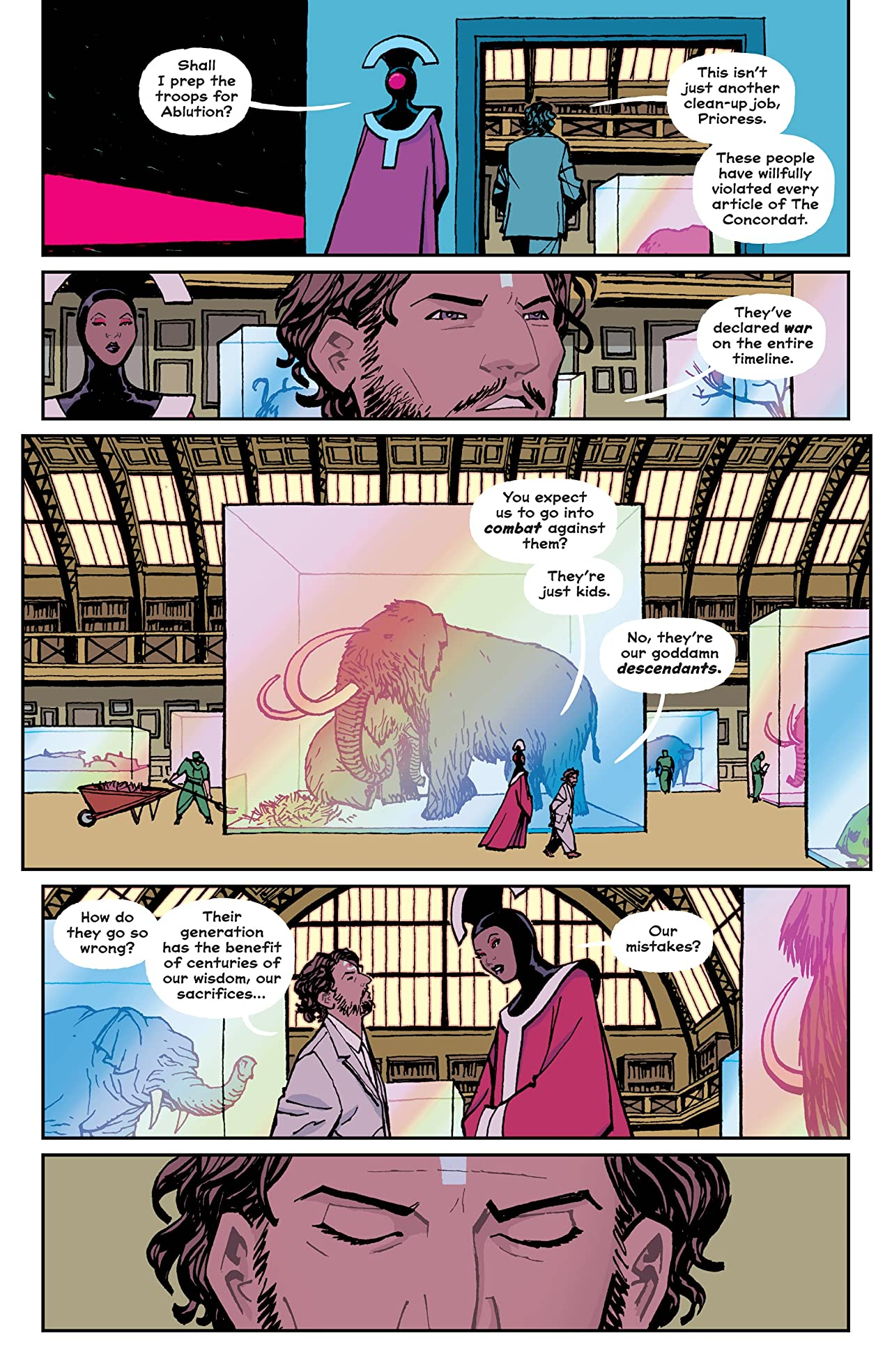 Paper Girls Tome 4