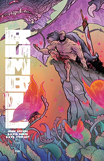 Rumble (2017) No.5