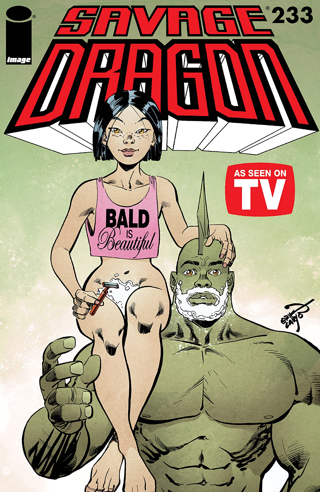 Savage Dragon #233
