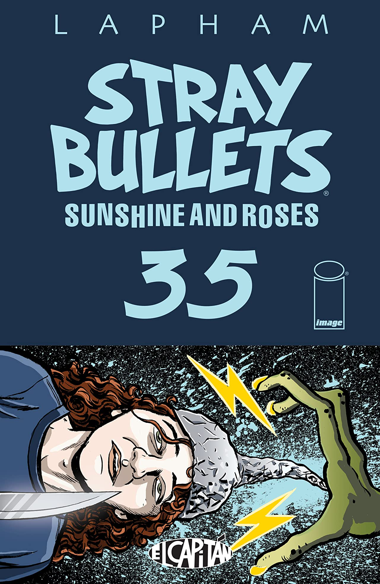 Stray Bullets: Sunshine & Roses No.35