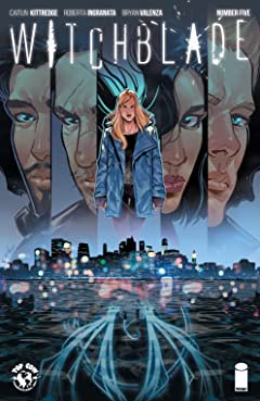 Witchblade (2017-) #5