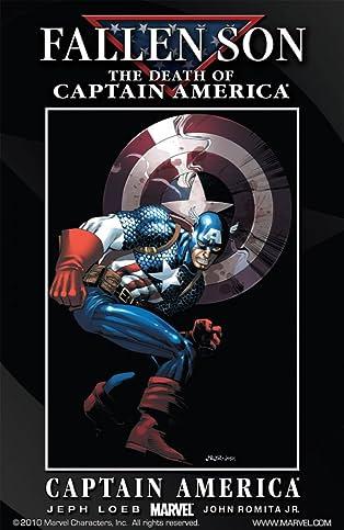 Fallen Son: Death of Captain America #3: Captain America