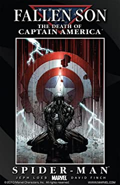 Fallen Son: Death of Captain America #4: Spider-Man