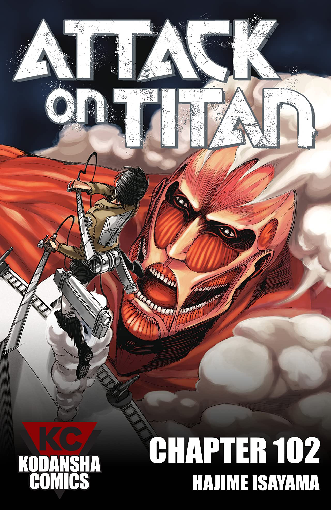 Attack on Titan #102