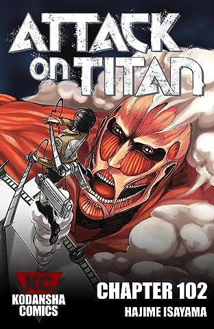 Attack on Titan #102