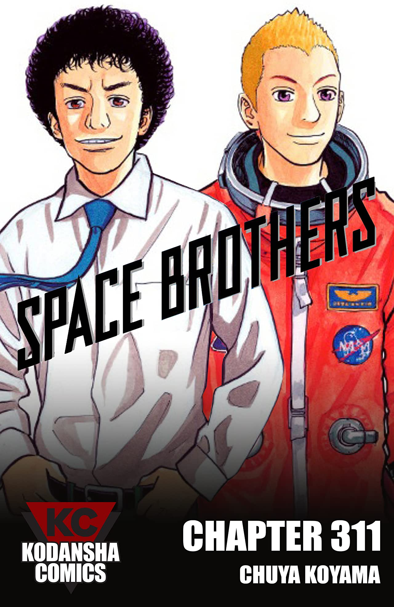 Space Brothers #311