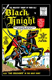 The Black Knight (1955-1956) #1