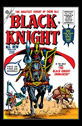 The Black Knight (1955-1956) #3