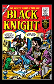 The Black Knight (1955-1956) #4