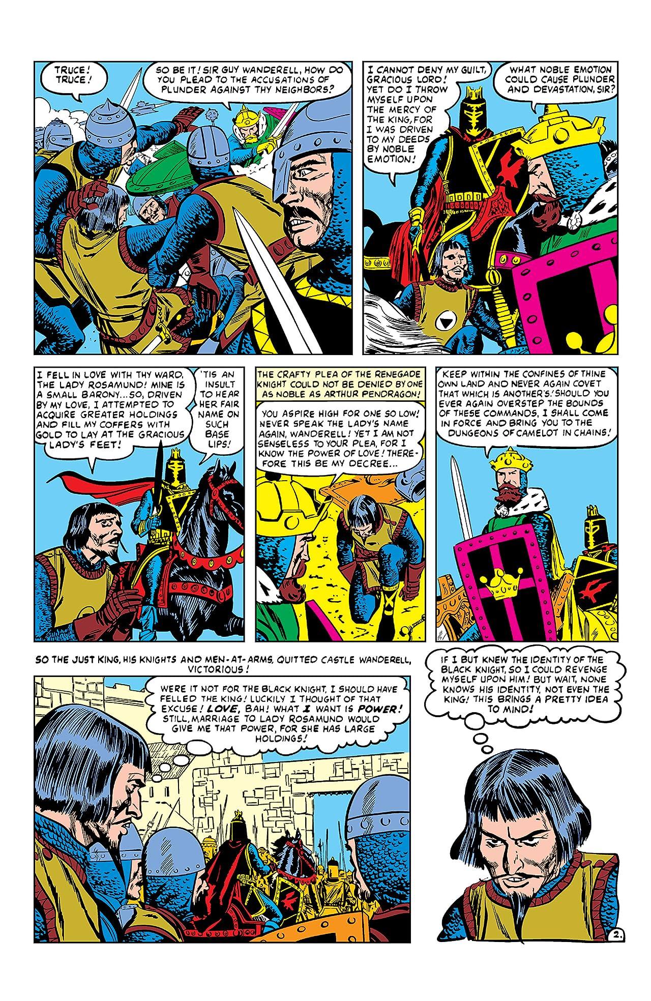 The Black Knight (1955-1956) #4