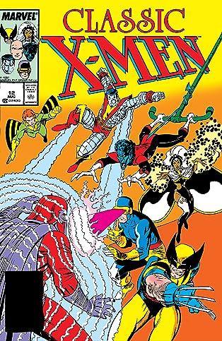 Classic X-Men (1986-1990) #12