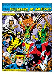 Classic X-Men (1986-1990) #14