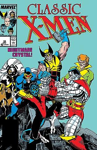 Classic X-Men (1986-1990) #15