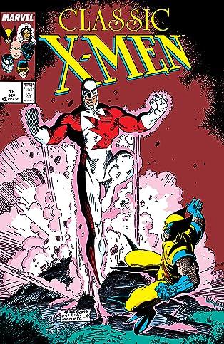 Classic X-Men (1986-1990) #16