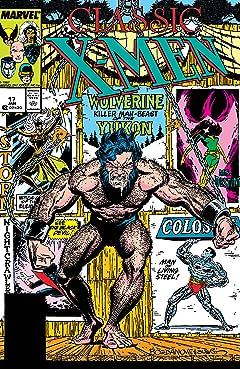 Classic X-Men (1986-1990) No.17