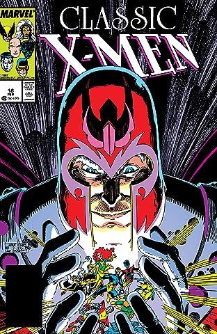 Classic X-Men (1986-1990) #18