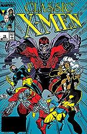 Classic X-Men (1986-1990) #19